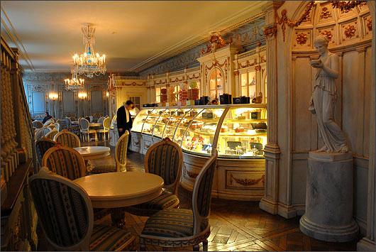 Ресторан Кондитерская «Пушкин» - фотография 32