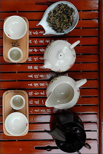 Ресторан Китайская чайная коллекция - фотография 6