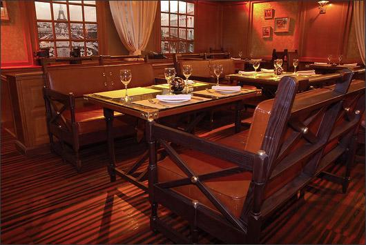 Ресторан Люмьер - фотография 15