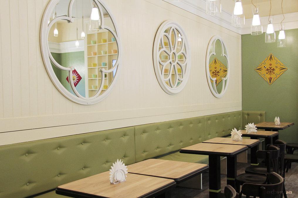 Ресторан Пломбир - фотография 7
