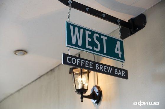 Ресторан West 4. Coffee Brew Bar  - фотография 14