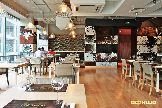Ресторан Korovabar - фотография 8