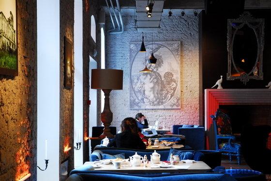 Ресторан Dome - фотография 23