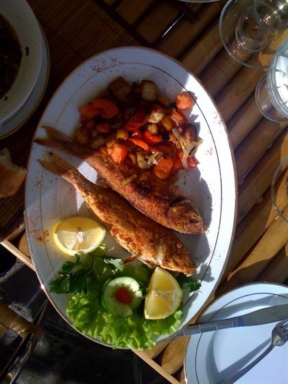 Ресторан Иерусалим - фотография 9 - Барабулька