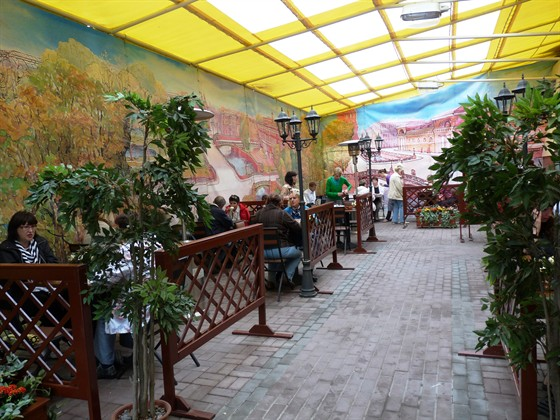 Ресторан Санкт-Петербург - фотография 1