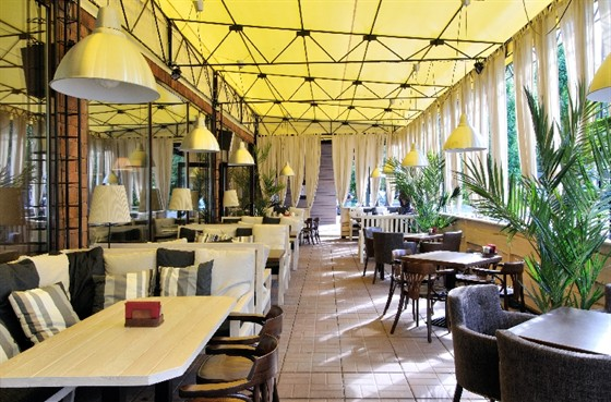Ресторан The Grill - фотография 3