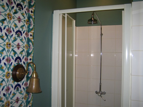 Ресторан Николай - фотография 3 - легендарный душ