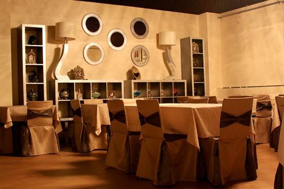Ресторан Капли - фотография 2 - ЧилАут
