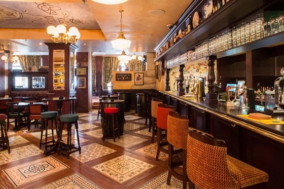 Ресторан Drunken Duck Pub - фотография 8