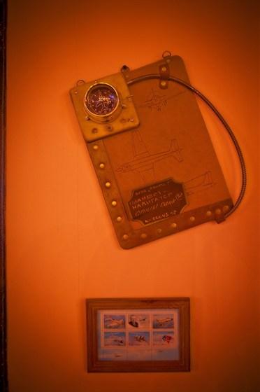 Ресторан Авиатор - фотография 7 - Интерьер клуба