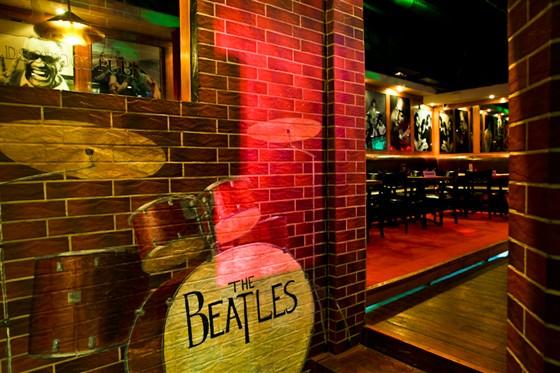 Ресторан The Old School - фотография 11