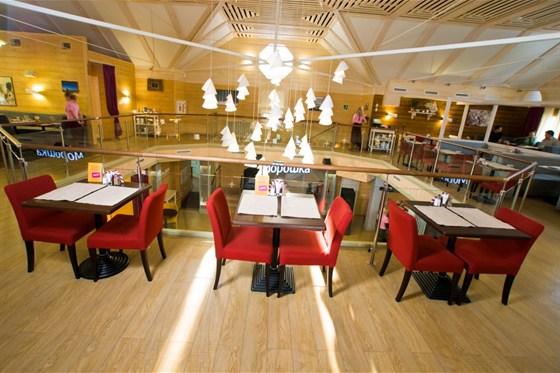 Ресторан Морошка - фотография 9