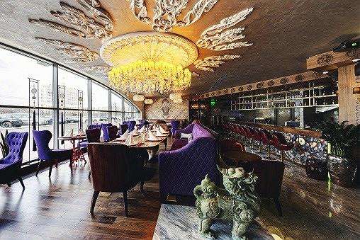 Ресторан Soluxe Club - фотография 4