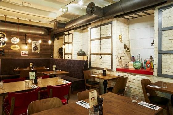 Ресторан Fornetto Bar & Pizza - фотография 11