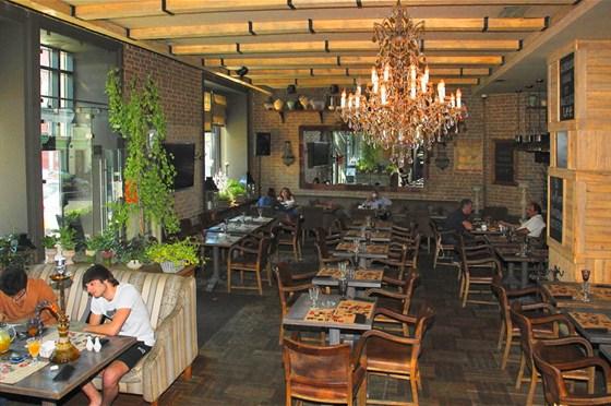 Ресторан Lookcafé - фотография 2