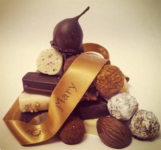 Ресторан Mary Chocolatier - фотография 5