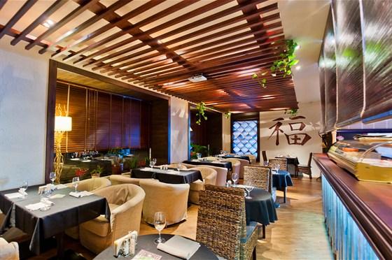 """Ресторан Side - фотография 6 - зал """"Япония"""""""