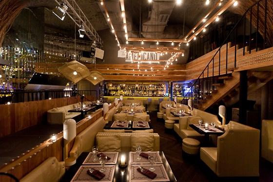 Ресторан The Americano - фотография 12