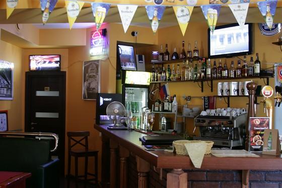 Ресторан Code 011 - фотография 12