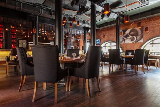 Ресторан Твербуль - фотография 2
