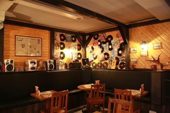Ресторан Ленинград - фотография 1