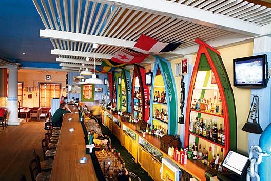 Ресторан Tiki Bar - фотография 8