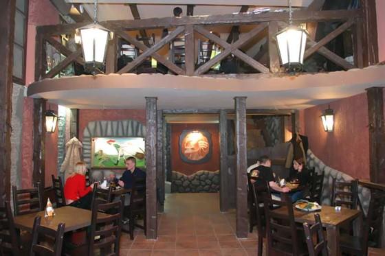 Ресторан Бар Барона М. - фотография 1