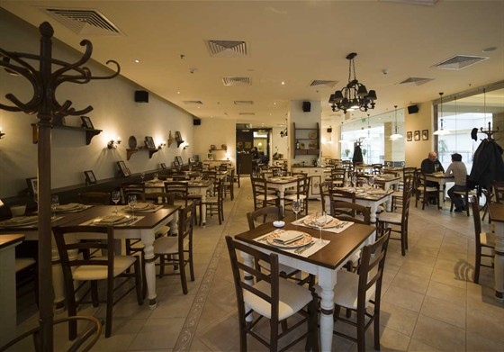 Ресторан Чеснок и варенье - фотография 1
