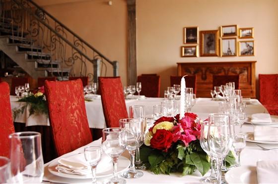Ресторан Pont Eiffel - фотография 12