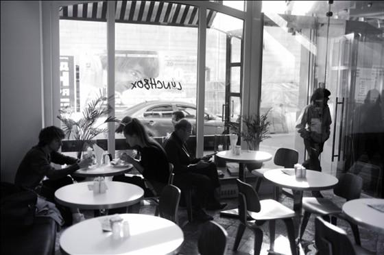 Ресторан Lunchbox - фотография 18