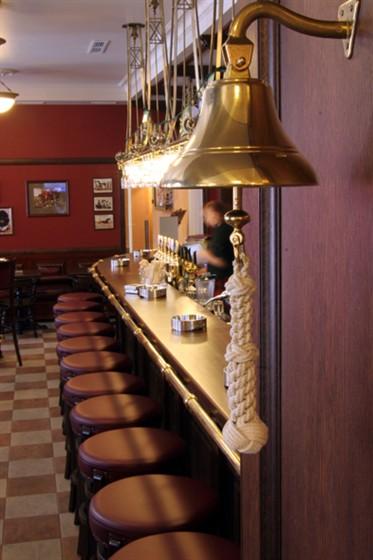 Ресторан James Cook - фотография 22 - Каменноостровский пр.д.45