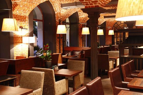 Ресторан Бизон - фотография 21