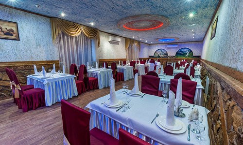 Ресторан Сказка Востока - фотография 13 - Банкетный зал №2, вмещает 60 гостей.