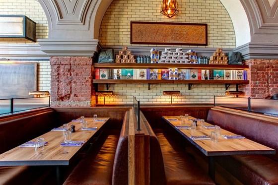 Ресторан Jamie's Italian - фотография 5