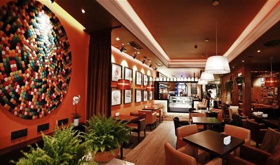 Ресторан Strudel Café - фотография 11