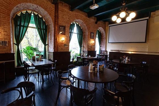 Ресторан Колковна - фотография 2 - второй этаж