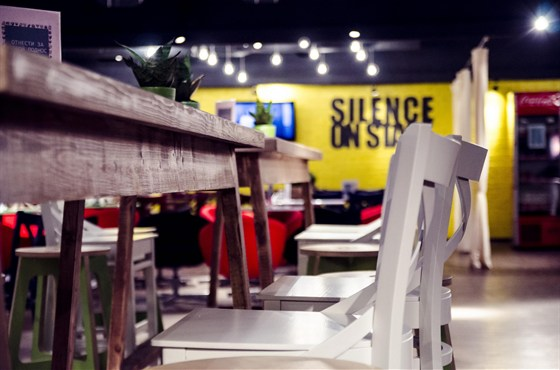Ресторан Ё-ланч - фотография 1