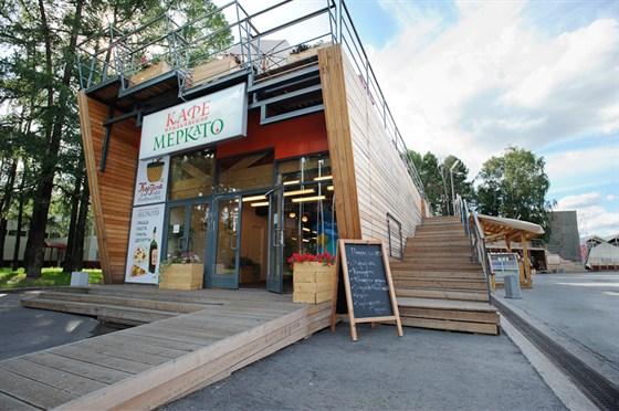 Ресторан Меркато - фотография 9