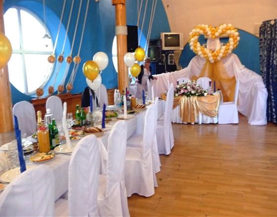 Ресторан Ковчег - фотография 14 - Свадебный банкет