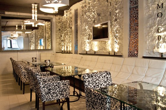 Ресторан Mansion - фотография 9