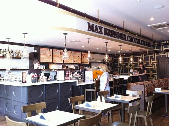 Ресторан Max Brenner - фотография 2