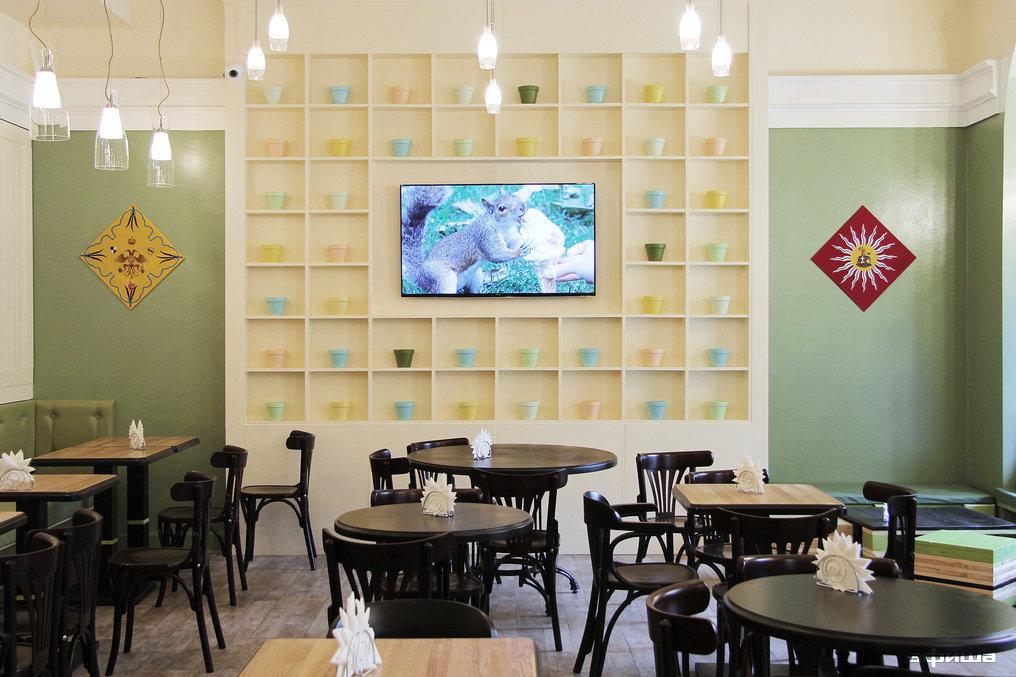 Ресторан Пломбир - фотография 8