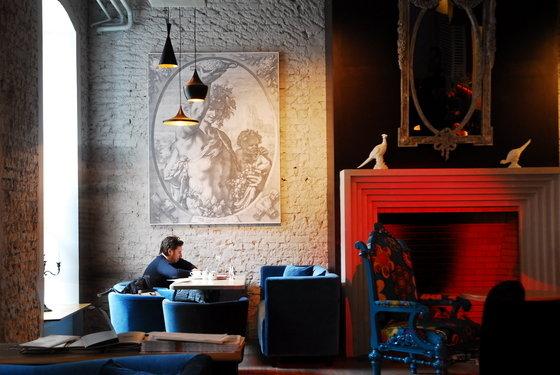Ресторан Dome - фотография 19