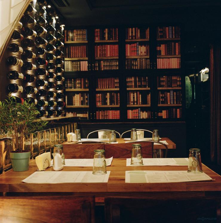 Ресторан Putanesca - фотография 4