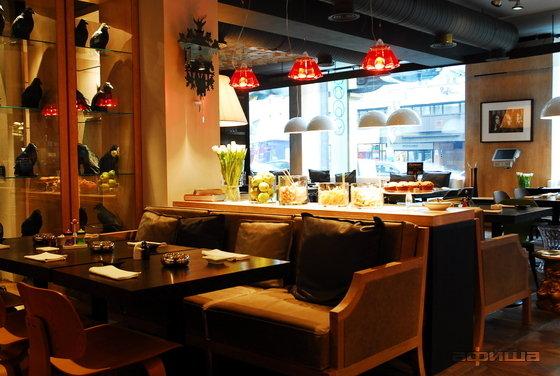 Ресторан Room - фотография 5