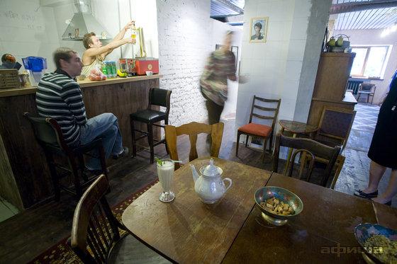Ресторан Место - фотография 12