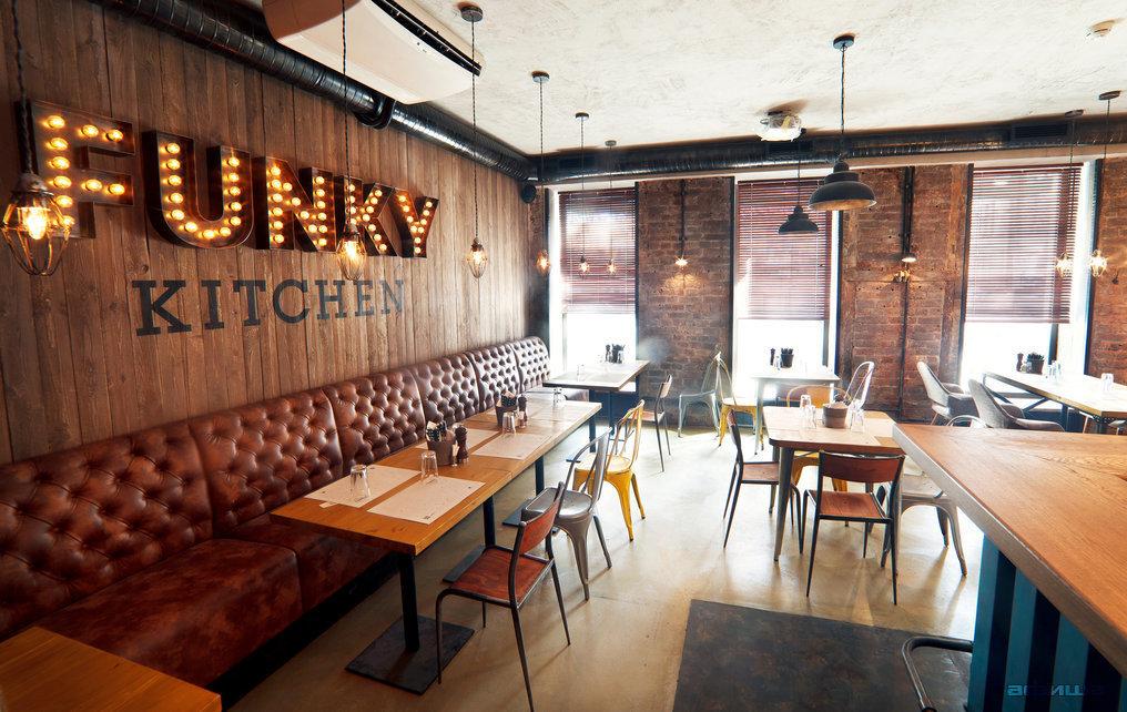 Ресторан Funky Kitchen - фотография 7