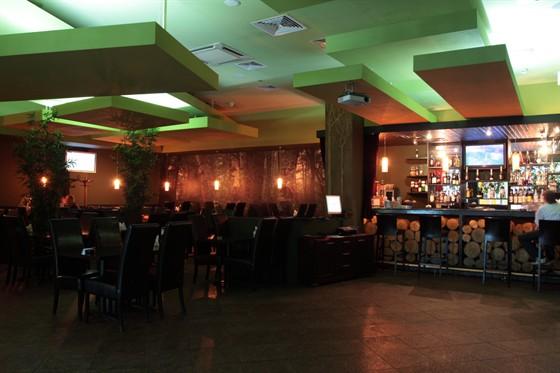 Ресторан Микатори - фотография 2 - европейский зал