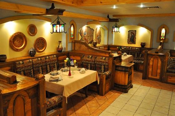 Ресторан Бакинский бульвар  - фотография 8