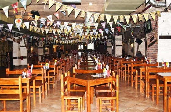 Ресторан Золотая вобла - фотография 2